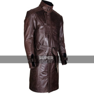 Watch Dogs Aiden Pearce Trench Jacket