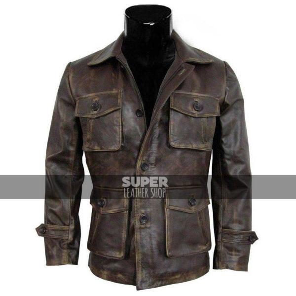 Supernatural Season 7 Dean Winchester Coat