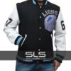Men's Beverly Hills Cop Detroit Lions Jacket (2)