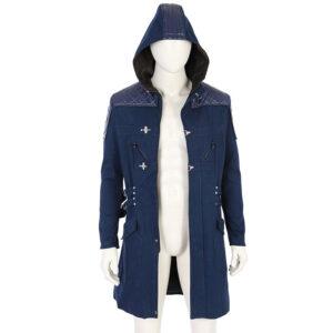 Dante Nero coat