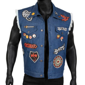 Lightfoot Denim Vest