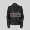 Mens Black Perfecto Leather Jacket