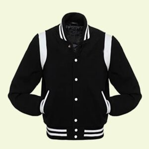 Fast and Furious 9 Black Bomber Ramsey Jacket
