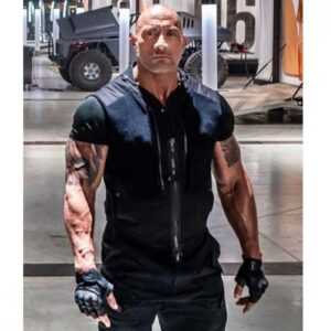 LUKE HOBBS FAST AND FURIOUS 9 (THE ROCK) COTTON VEST