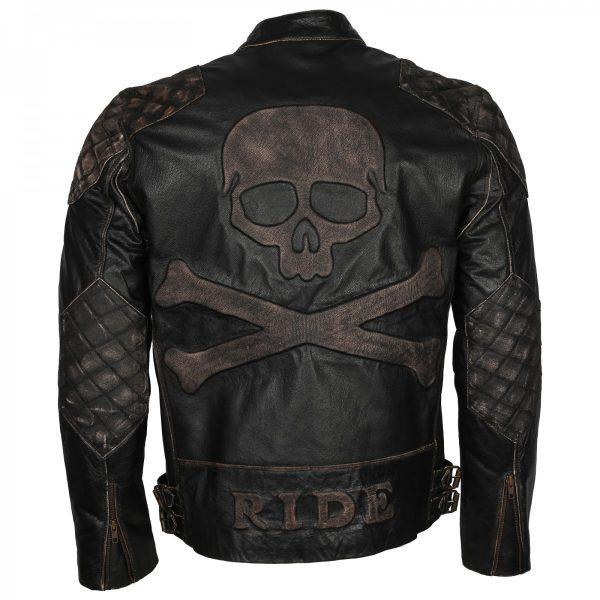 Biker-Vintage-Distressed-Skull-Embossed-Mens-Motorcycle-Leather-Jacket-Free-Shipping-USA-UK-Germany-France (1)