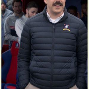 Men's Ted Lasso Jason Sudeikis Track Coat