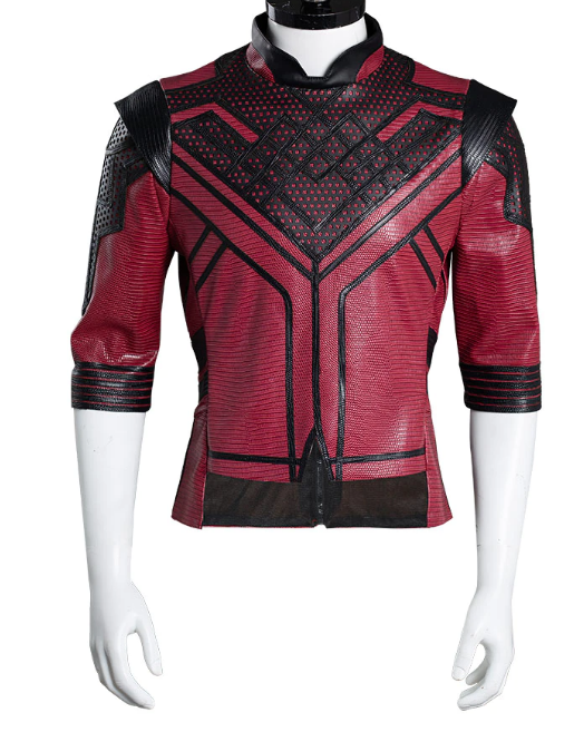 Shang-Chi and the Legend of the Ten Rings Shang-Chi Cosplay Costume Jacket Coat Outfit Halloween Carnival Suit5