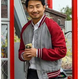 Men Shang-Chi and the Legend of the Ten Rings Varsity Jacket